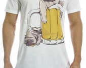 Go Home You Are Drunk Tee, Pug T-shirt Available XS, S, M, L