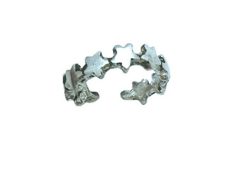 Star Ear Cuff      earring jewelry silver sterling gold earcuff