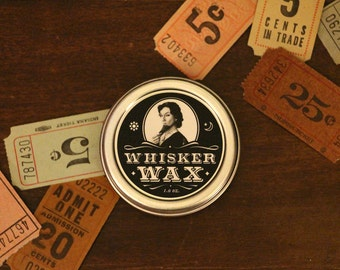 Step Right Up Whisker Wax