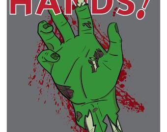 Zombie Hands!