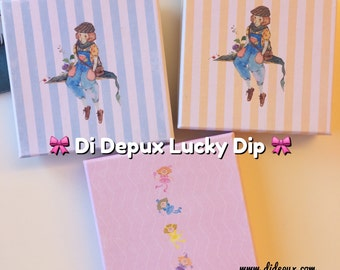 Di Depux LUCKY DIP mix small box no discount codes