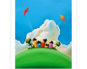 House Series Limited Edition - Gather Round - Signed 8x10 Semi Gloss Print (3/10)