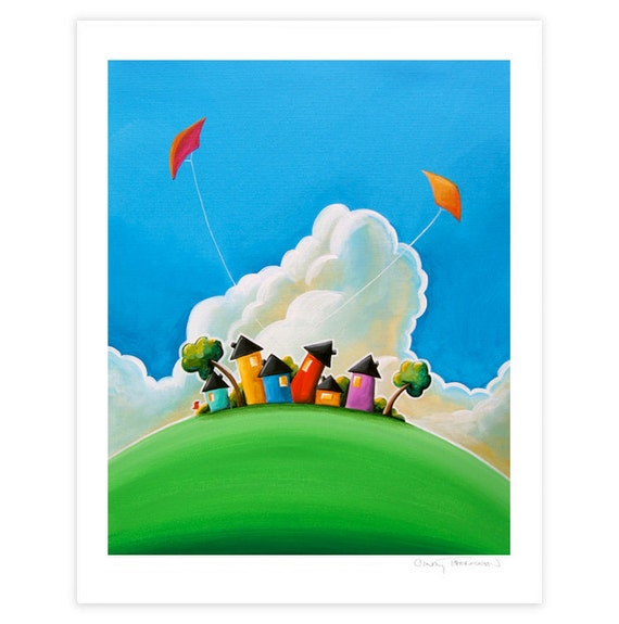 House Series Limited Edition - Gather Round - Signed 8x10 Semi Gloss Print (4/10)
