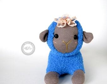 SALE Sock SHEEP Plush - Children Room Decoration