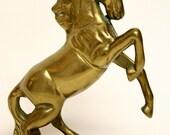 Brass Unicorn Figurine