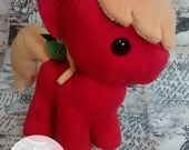 Big Macintosh Colt - 10 Inch Minky My Little Pony MLP Plush