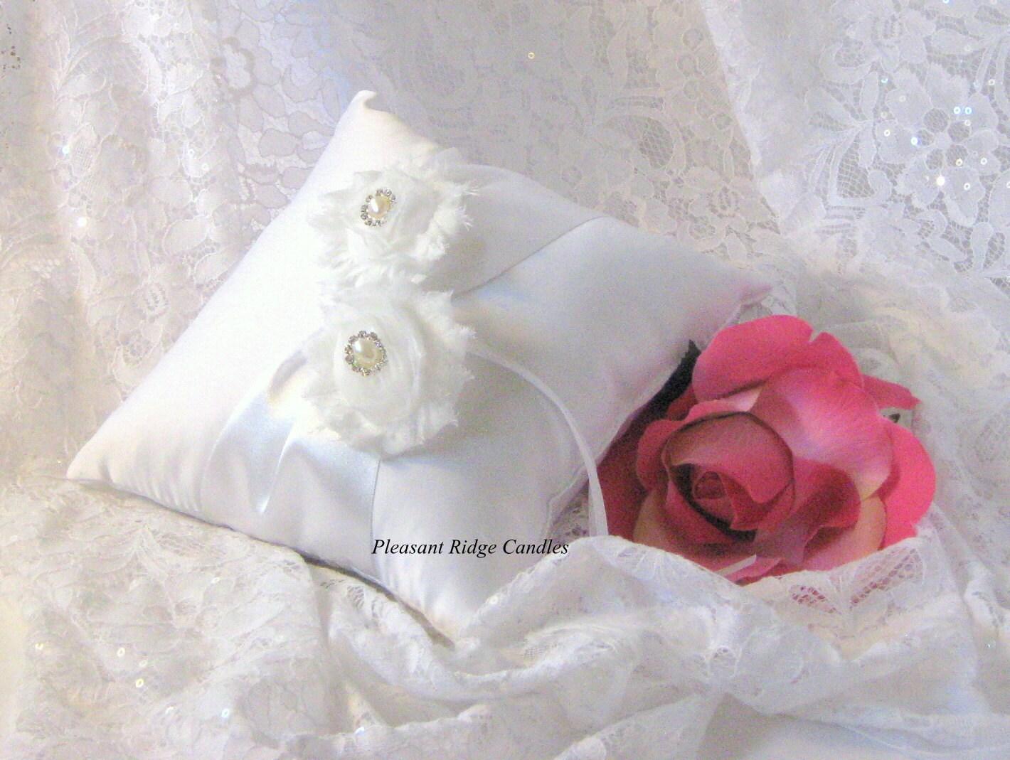large ring bearer pillow cheap ring bearer pillow rustic