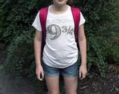 Kids Platform 9 3/4 Tee Shirt