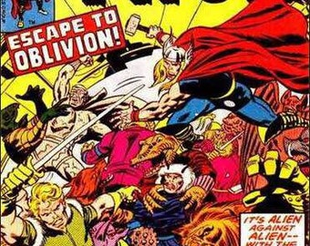 1977 #259 The Mighty THOR Comic Book in VF Condition