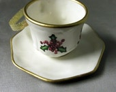 Ceramic  Ornament - Tea Cup -  Cup of Christmas Tea