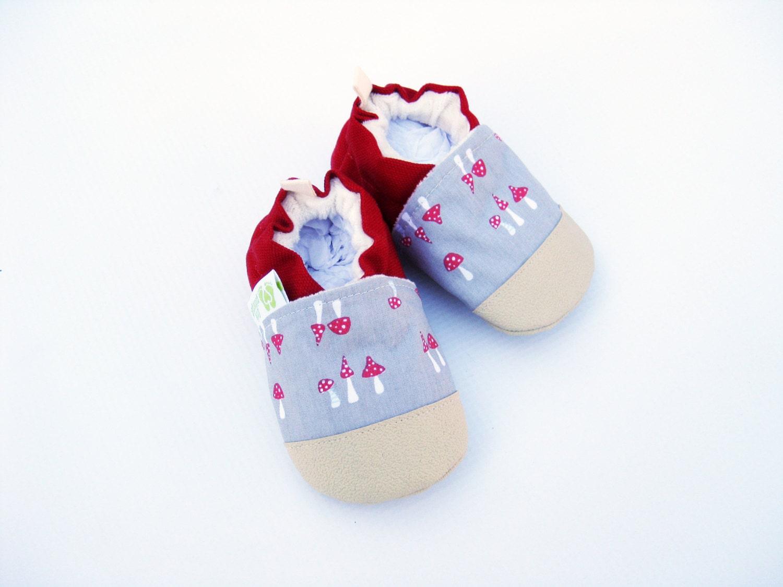 organic vegan non slip soft sole baby shoes made