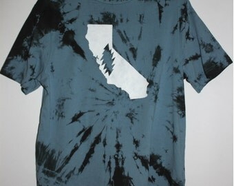 XL Large Mens Steal your State Cali Shirt