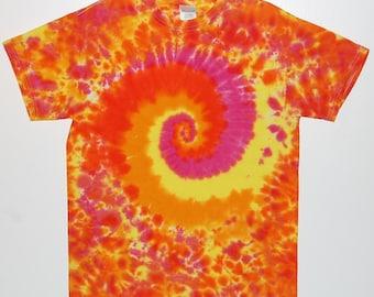 TIE DYE Shirt Sunflower Blotter Psychedelic Tye Dye short sleeve Adult T-Shirt 2x 3x 4x T-shirt Grateful Dead hippie art S/S