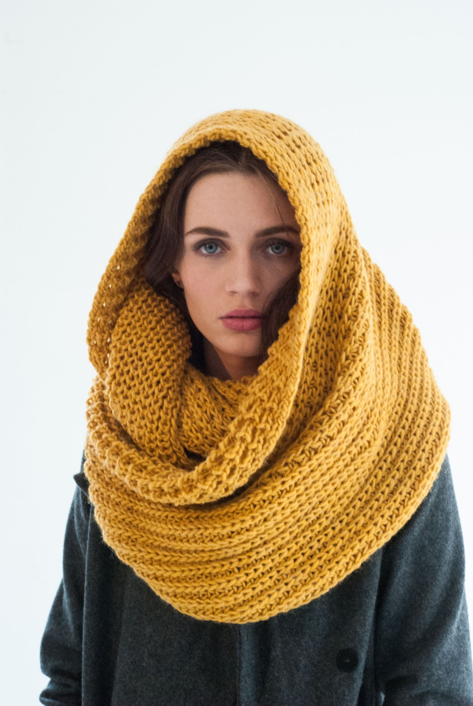 infinity scarf marcellamoda chunky knit scarf winter