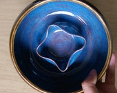 Hand thrown Ceramic Partition Bowl