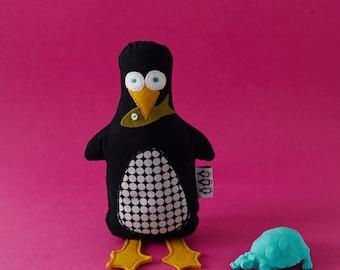 Child's toy/plush - Murdoch the Penguin
