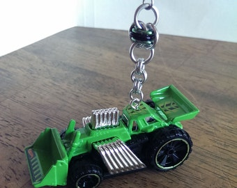 Hot Wheels Ornament Speed Dozer