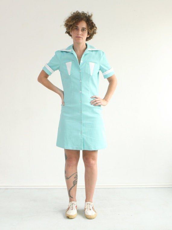 Waitress Halloween Costume 1000 images about costuming ideas on pinterest knight costume hula girl costume and mouse costume Waitress Dress Shelly Johnson Uniform Diner