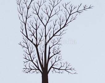 MN Grown - Winter | Minnesota Tree Screenprint Poster