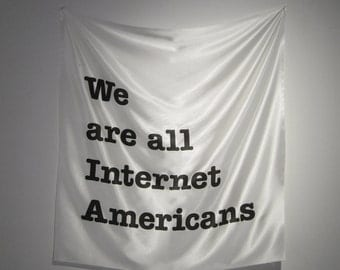 We Are All Internet Americans (Edition 2017 S17 2/5)