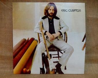 ERIC CLAPTON - Eric Clapton - 1970 Vintage Vinyl Record Album...uk Pressing