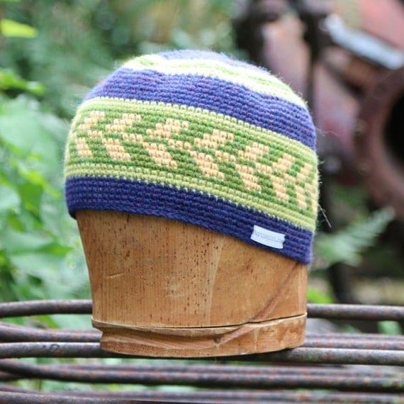 Kufi Beanie Hat Crochet Pattern Pakbit For