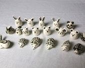 Miniature Porcelain Custom Creature