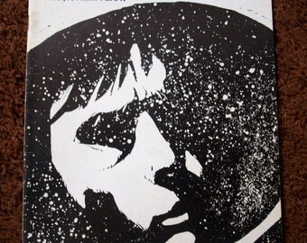 Shadows 1972 no 1 Wally Wood Frank Bellamy Jeff Jones Alex Dopi Letovsky Pateloux French Fanzine Head Psych Underground  Comic ComixMagazine