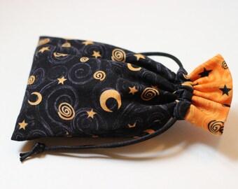 Lil' Halloweenie Tarot Bag