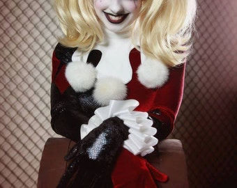8x12 Harley Quinn Inspired Photo Print (Traci Hines)