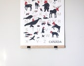 Creatures of Canada Alphabet