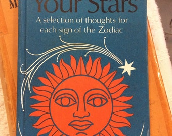1969 Astrology book - Look to your Stars