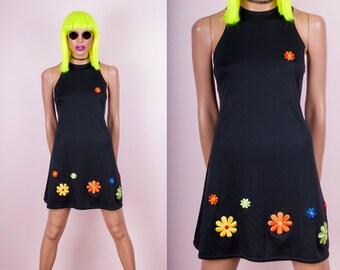 90s Daisy Mini Dress