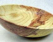 Locust wood Bowl, 419