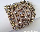 Indian Dream Crystal Bracelet Tutorial