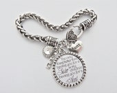 Sister BRACELET, Sister Jewelry, SISTER GIft, Sister Quote, Big Sister, Only thing better than having you for a sister, Gifts for Aunt, Aunt