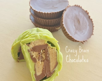 Reese's Peanut Butter Cups Brains (6)