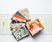 Nomad Fat Quarter Bundle by Urban Chiks for Moda - One Fat Quarter Bundle - 10 skus