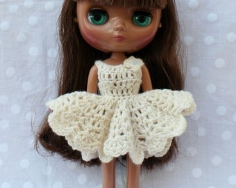 Middie Blythe Dress Cream.
