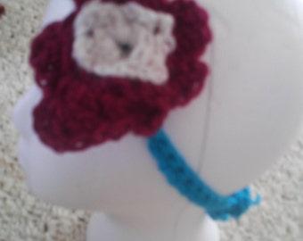 Whimsy Flower Headband