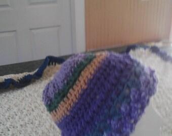Fun colors hat