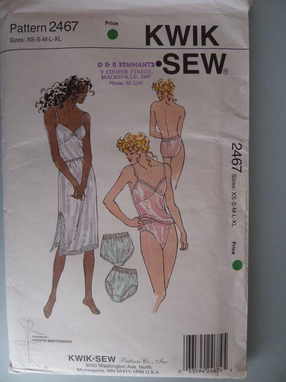 Hardcore sew
