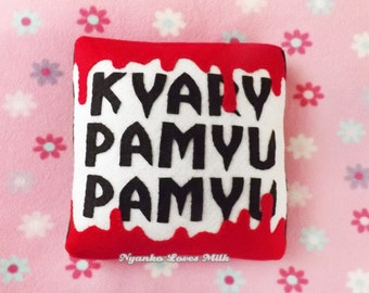 LIMITED TIME ONLY Kyary Pamyu Pamyu Ver 2 Crazy Party Night Pillow