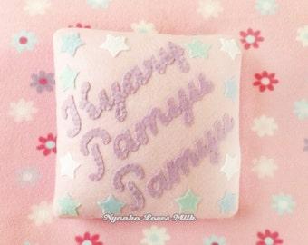 MADE TO ORDER Kyary Pamyu Pamyu Ver 1 Pon Pon Pon Pillow