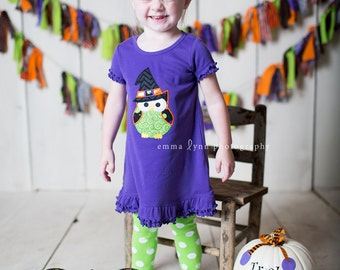 Witch owl dress or shirt option