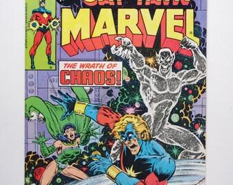 Captain Marvel V.1 #61 - Marvel Comics - NM