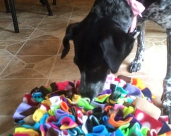 Dog Snuffle Mat Treat Puzzle Large