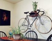 The WC Bike Shelf // Bike Rack // Reclaimed Wood