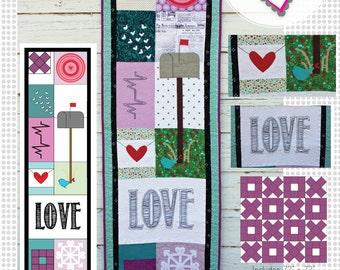 Love Notes PDF Quilt Pattern