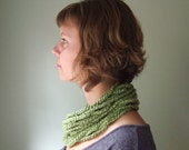 Organic Scarf Necklace . ...